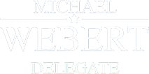 Michael Webert For Delegate
